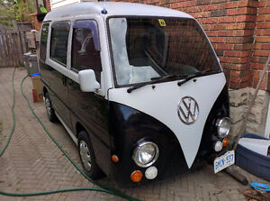Classic mint condition VW Subaru Sambar, make 1994
