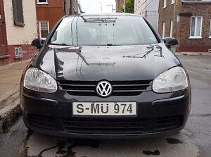 2008 Volkswagen Rabbit (Golf)