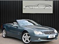 Mercedes SL 500 5.0 V8 Convertible *Rare Colour + AMG Wheels + Low Mileage*