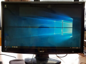 """Acer 23"""" LCD Monitor"""