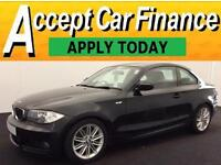 BMW 120 2.0TD 2009MY d M Sport FROM £41 PER MONTH
