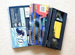 VHS TAPES CONVERTED TO DVD Richmond West Torrens Area Preview