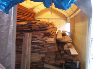 Maple Lumber Kiln Dried Planed -