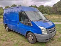 Ford Transit 2.2TDCi Duratorq ( 115PS ) 300M ( Med Roof ) 2009.25 300 MWB