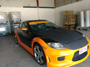 Mazda rx8 2005 Kirwan Townsville Surrounds Preview