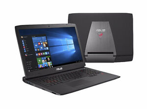ASUS ROG 17-inch G751JY Gaming Laptop with GTX 980M