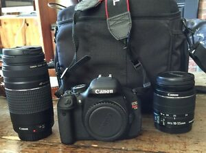 Brand new canon T3i for sale