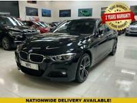 2017 BMW 3 Series 3.0 335D XDRIVE M SPORT 4d 308 BHP 8SP 4WD AUTO DIESEL SALOON