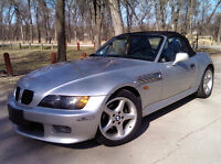 BMW Z3 Roadster M Package in-line 6 cyl