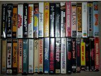 WANTED old vhs/betamax/v2000 films