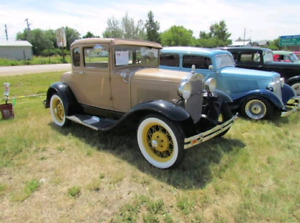 1930 Ford Model A Coupe (For Sale or Trade)