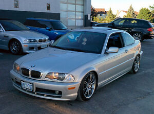 2002 BMW 3-Series 325ci M Package Coupe (2 door)