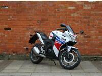 Honda CBR 125 R NOT R125 WR CBF Yamaha KTM RC 125cc MT125