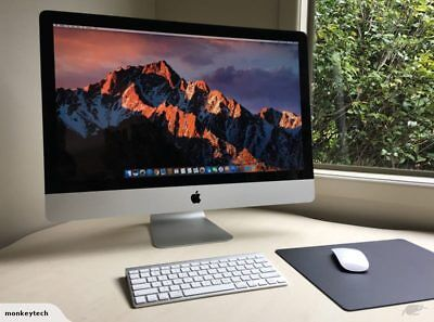 iMac 27 2011 Quad Core i5 2.7GHz 8GB Photoshop FinalCut InDesign Extra