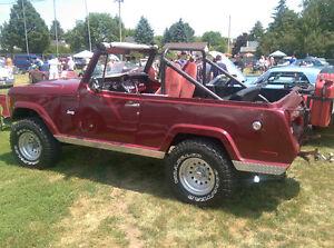 1973 Jeep Commando Cabriolet