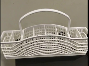 dishwasher utensil rack