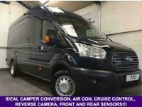 2017 67 FORD TRANSIT 2.2 460 TREND BUS 17 SEATER 155PS, AIR CON, CRUISE, ULEZ