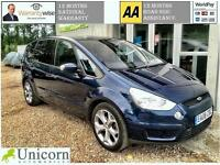 2008 Ford S-Max 2.0 TDCi Titanium 5dr 12 MONTHS NATIONAL WARRANTY