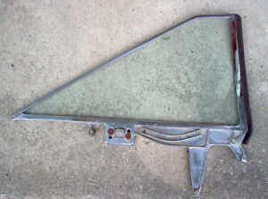 1965 1966 FORD GALAXIE HARDTOP REAR WINDOW