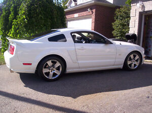 2006 Ford Mustang GT Coupe (2 door) SUPERCHARGED Kitchener / Waterloo Kitchener Area image 1