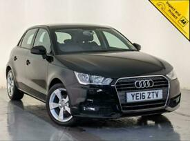 image for 2016 AUDI A1 SPORT TFSI PETROL HATCHBACK AIR CONDITIONING £0ROAD TAX SVC HISTORY