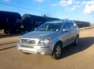 2013 VOLVO XC90 AWD (BEST PRICE IN ALBERTA)