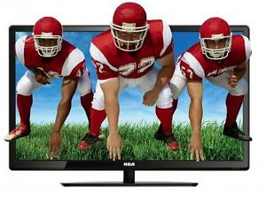 RCA ALL SIZES TV'S CLEARANCE SALE, 19 INCH-65 INCH  LED TV'S . START FROM $49.99.  NO TAX, NO TAX. NO TAX.