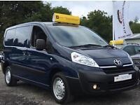2014 Toyota Proace 2.0HDi 128bhp 1200 L1H1 **16k MILES ONLY & NO VAT**