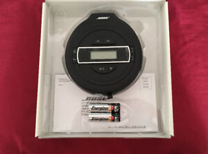 Ultra Rare Bose PM-1 Portable CD Player BRAND NEW