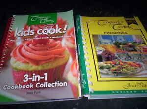 Company's Coming Kids Cook 3 in 1 collection ,Preserves,