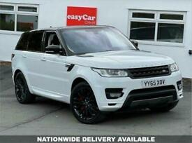 image for 2015 65 LAND ROVER RANGE ROVER SPORT 3.0 SDV6 AUTOBIOGRAPHY DYNAMIC 5D 306 BHP D