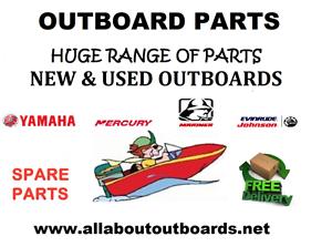 Outboard motor parts Honda Yamaha Evinrude Johnson Mariner Merc Perth Perth City Area Preview