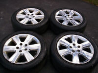 TIRES AND RIM-EXCELLENT CONDITION
