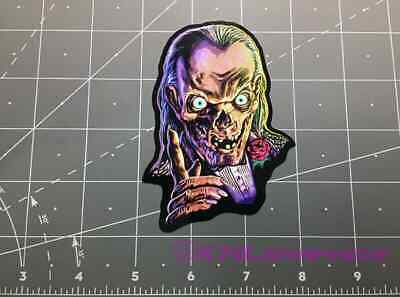 rom the Crypt vinyl decal sticker horror movie tv halloween (Crypt Keeper Halloween)