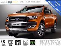 Ford Ranger Wildtrak PickUp Double Cab 3.2 TDCi £258+VAT PM