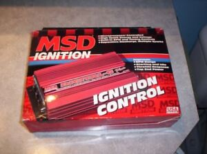 msd ignition control