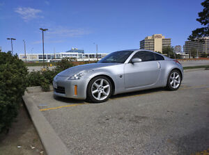 2008 Nissan 350Z Touring  (Burnt Orange Leather and Navigation)
