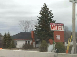 Business Opportunity, MOTEL for sale