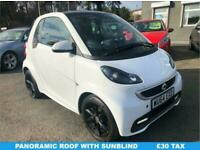 2014 64 SMART FORTWO 1.0 GRANDSTYLE EDITION 2D 84 BHP