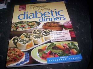 Company's Coming diabetic dinners