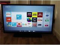 Toshiba 40 inch LED Smart Tv with Wifi and Freeview