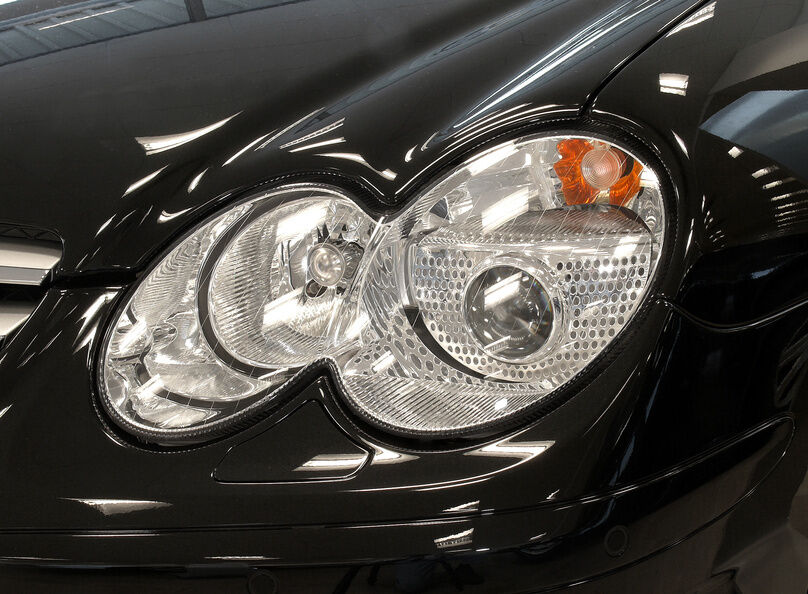 How to clean mercedes headlights ebay for Mercedes benz headlight