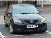 *Low Mileage* Famous Mazda 3 TS2 1.6L, Full MOT,2 Keys, HPi Clear not ford focus, toyota auris