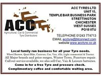 Experienced Agricultural or Commercial Tyre Fitter