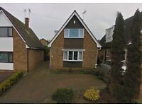 3 bedroom detached house to rent near the East Midlands Airport