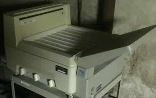 Konica SRX-101A Film Processor