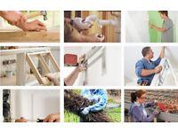 £18/h-£150/day Handyman,Painting,Assembly,Flat Pack,Laminate flooring, Walthamstow,Camden,Islington