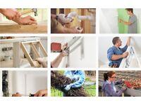 £18/H Handyman,Painting & Decorating,Flooring,Flat Pack Walthamstow,Leyton,Romford,Chingford,Fullham