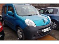 RENAULT KANGOO 2010 1.6 PETROL MPV mobility Van AUTOMATIC