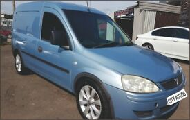 image for VAUXHALL COMBO 2010 1.2 DIESEL 145k MILES Car Derived Van Manual Blue